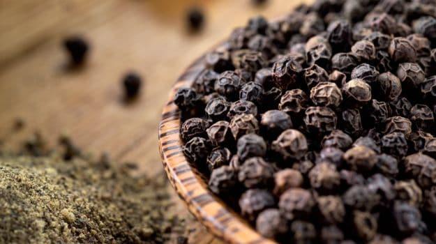 Tiêu đen / Black pepper
