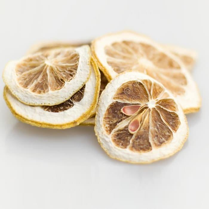 Chanh cắt lát sấy khô / Dried lemon slices